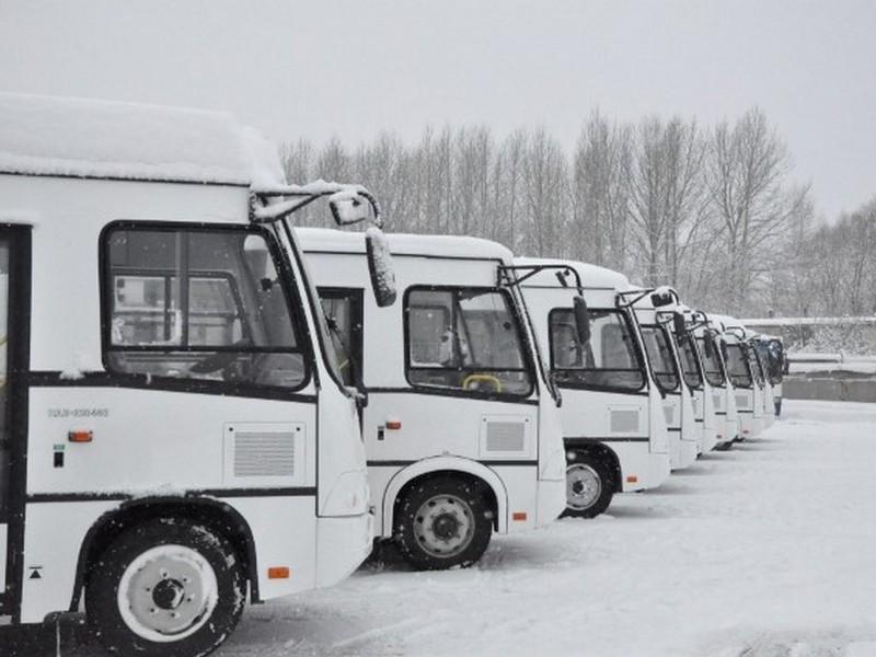 Орёл объявил аукционы назакупку 75 автобусов влизинг