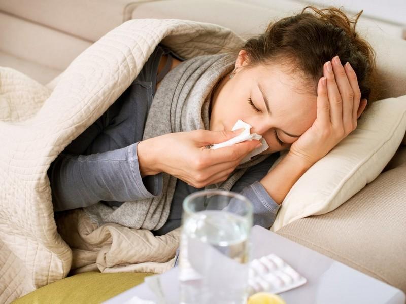 Заболеваемость гриппом иОРВИ вАрхангельской области превысила эпидпорог