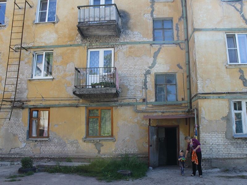 ВОрловской области неосталось ветхих домов