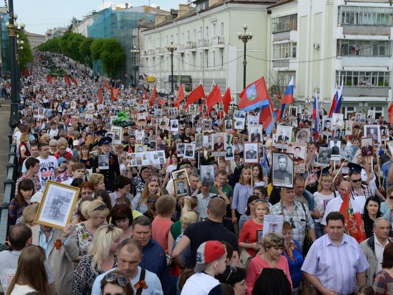 ВАрхангельской области дан старт всероссийской акции «Бессмертный полк»