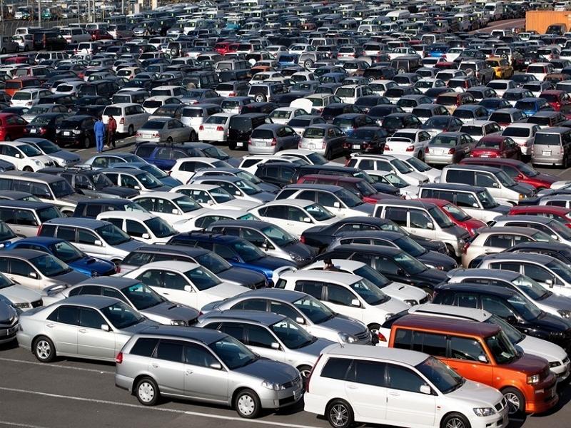 Всего замесяц подержанные авто выросли встоимости на 5%