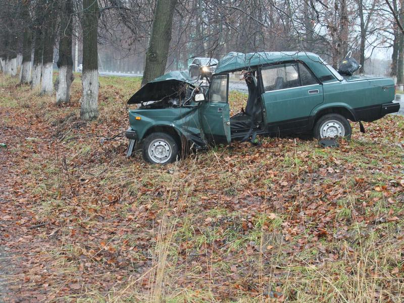 4  автомобиля столкнулись вОрле наТургеневском мосту