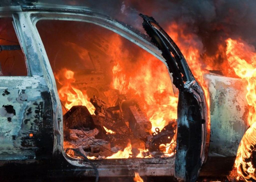 В Орле поймали поджигателя машин