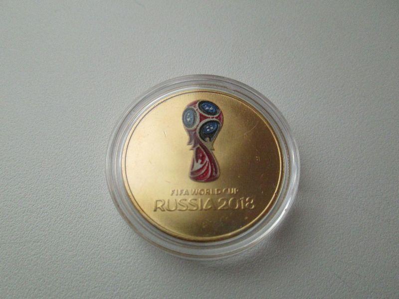 ЦентробанкРФ выпустил вобращение «футбольные» 25-рублевые монеты