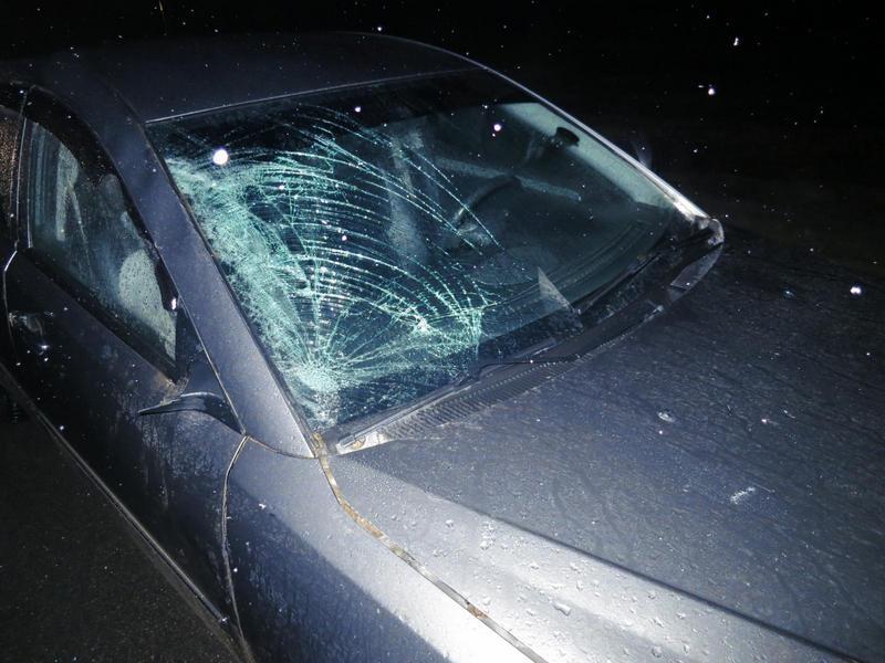 ВВерховском районе под колесами авто умер мужчина, гулявший попроезжей части