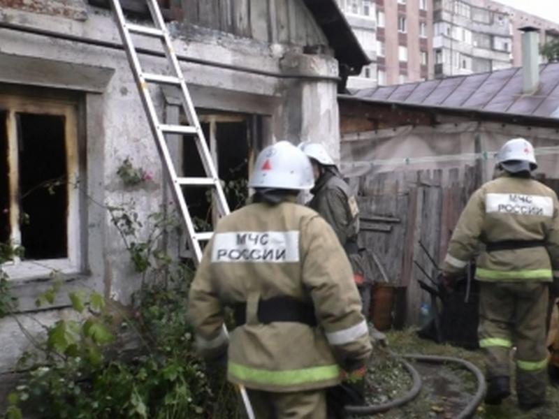 ВОрле впожаре в личном доме погибли двое