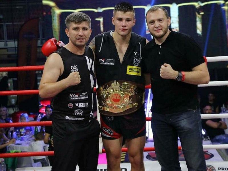 Орловский «бриллиант» Владислав Туйнов защитил титул Чемпиона Европы поверсии W5