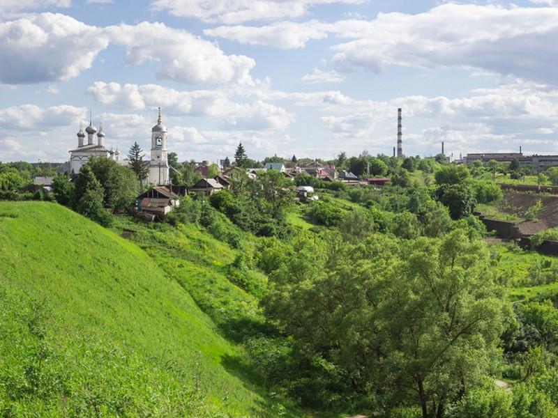 Мценск планирует стать территорией опережающего социально-экономического развития